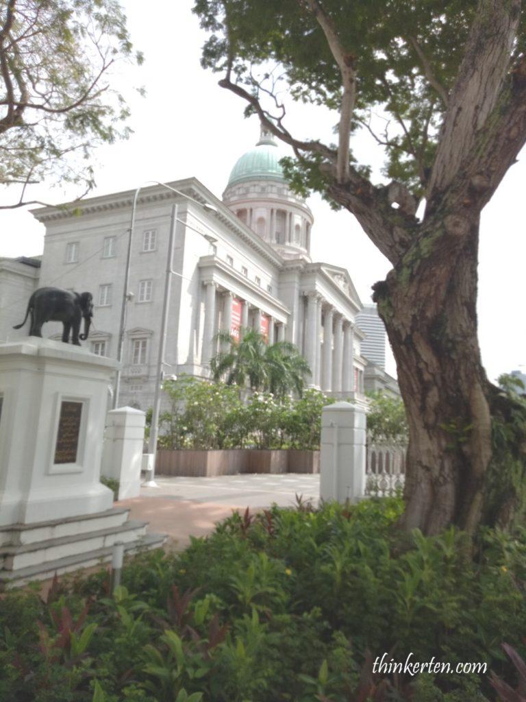 Singapore National Art Gallery