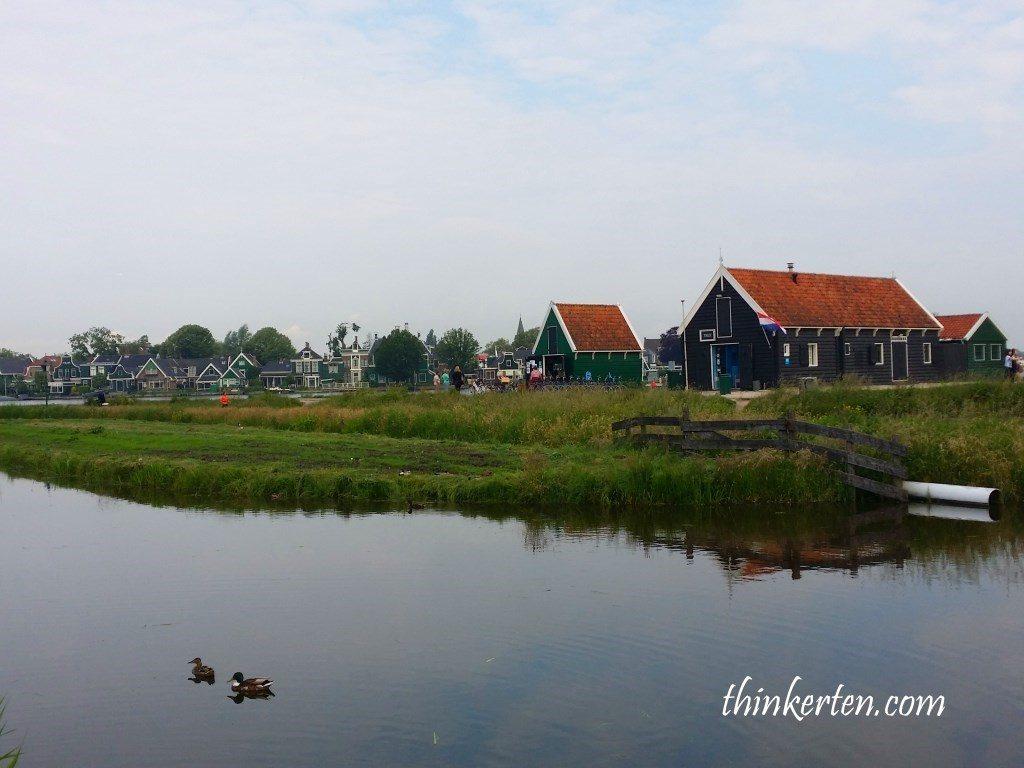 Zaanse Schans Netherlands