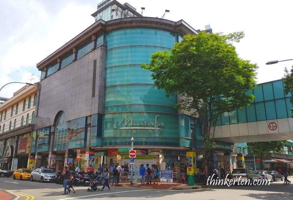 Mustafa Centre Little India Singapore