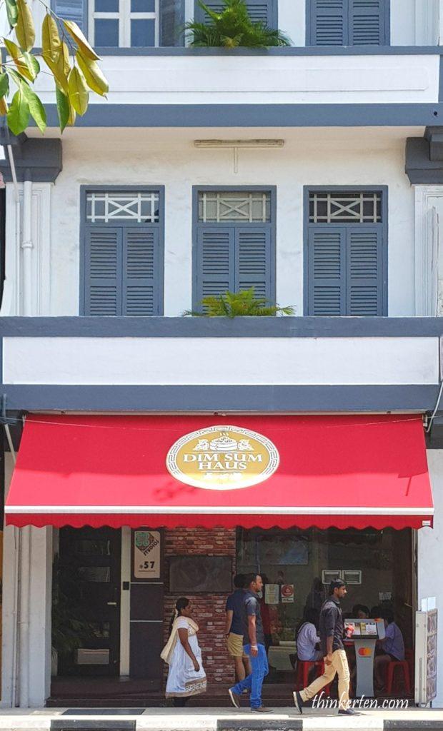 Dim Sum Haus Little India Singapore