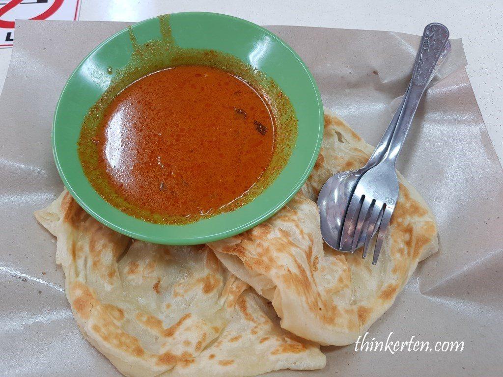 Roti Prata Little India Singapore