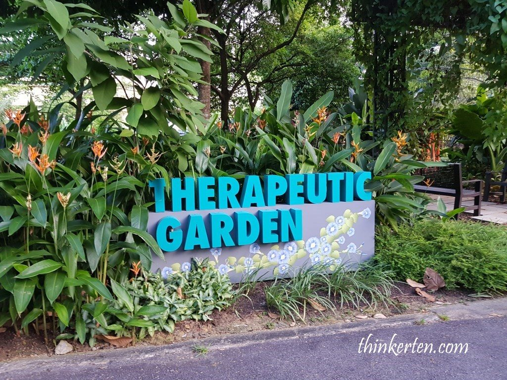 Therapeutic Garden Hortpark
