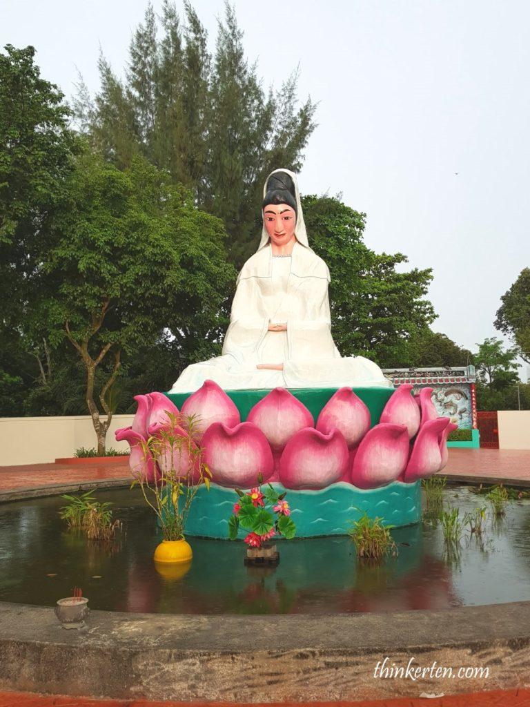 Haw Par Villa Guan Yin