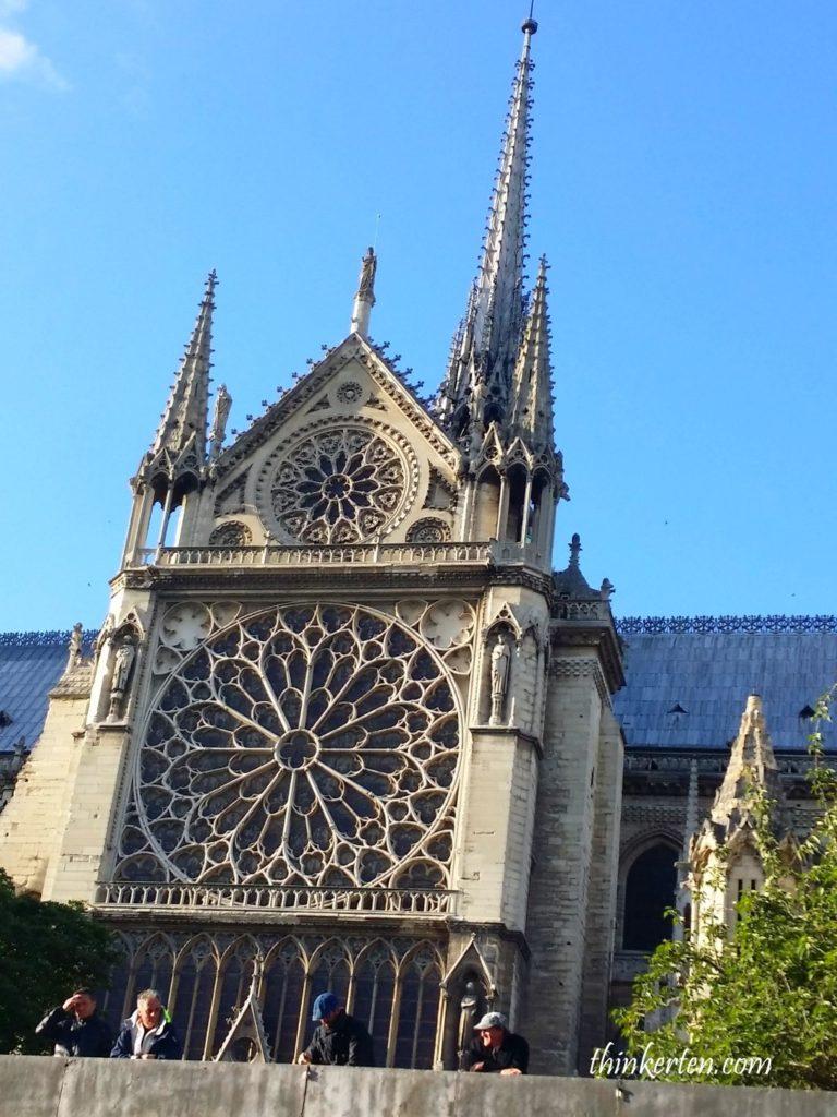 Notre-Dame de Paris - Catholic Cathedral