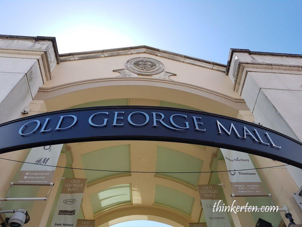 Old George Mall Salisbury