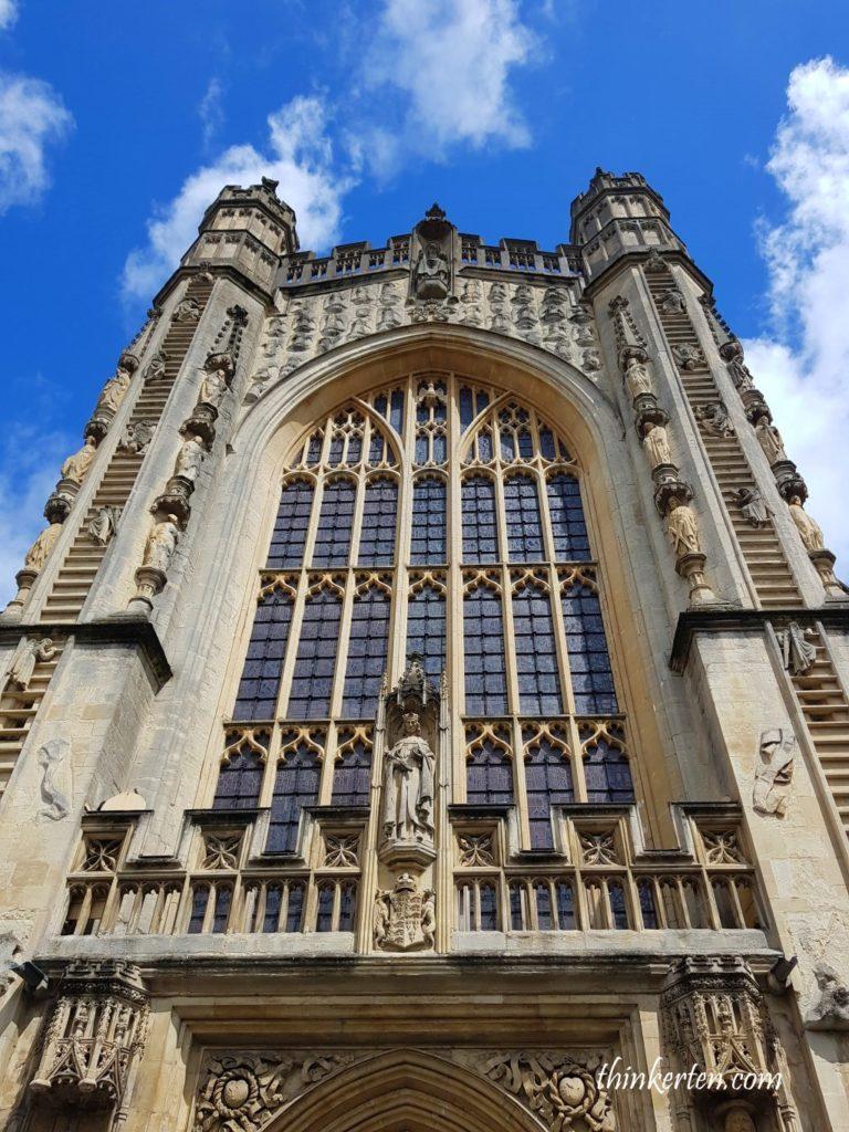 Bath Abbey England
