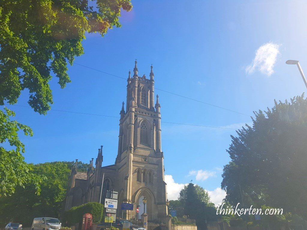 City of Bath England