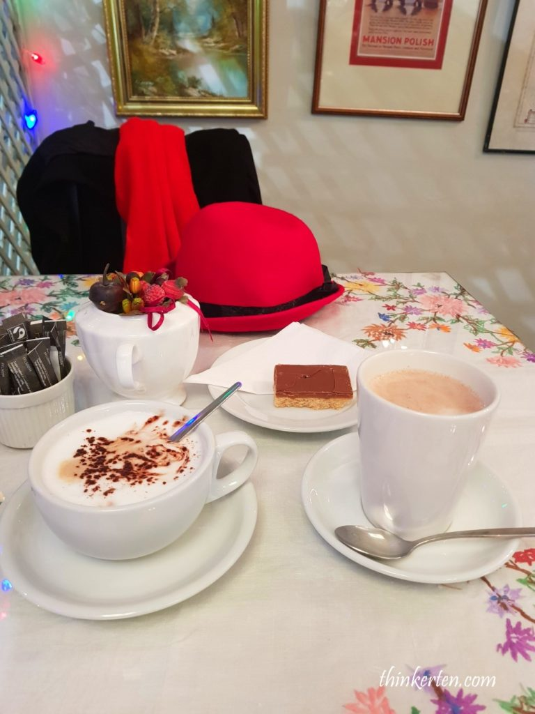 Tea Room in Bourton-on-the-Water atCotswolds