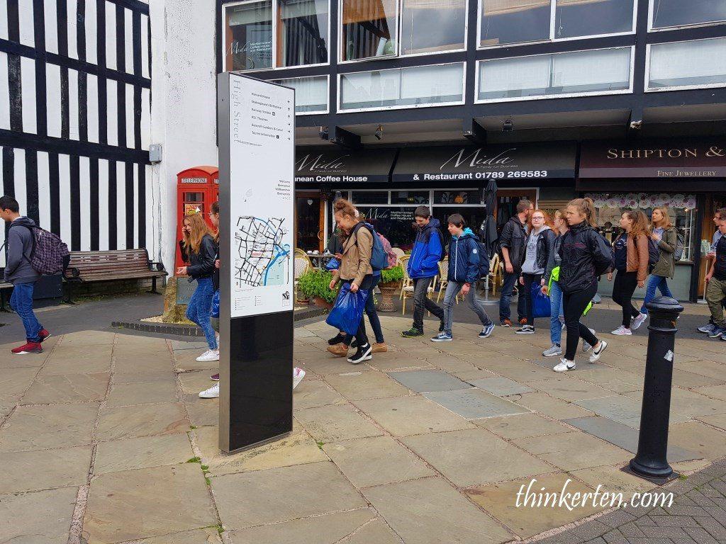 Shakespeare in Stratford-upon-Avon