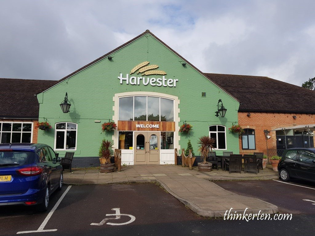 Harvester in Warwick