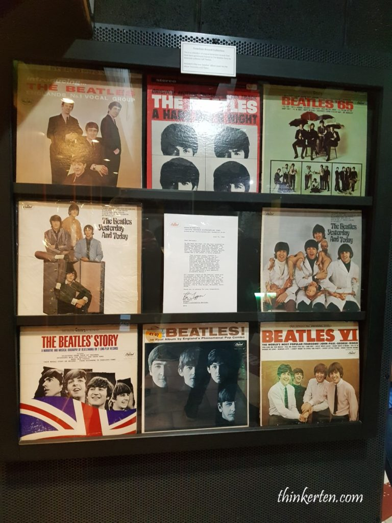 Beatles Story in Liverpool