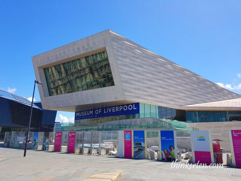 Liverpool Albert Dock - Liverpool Museum