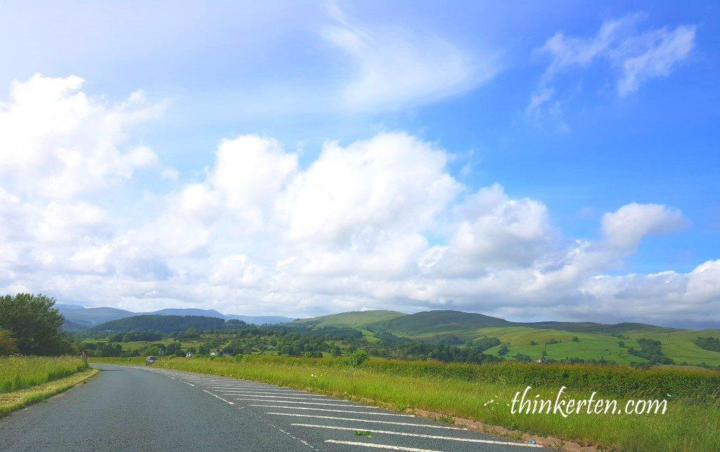 Windermere Lake District England