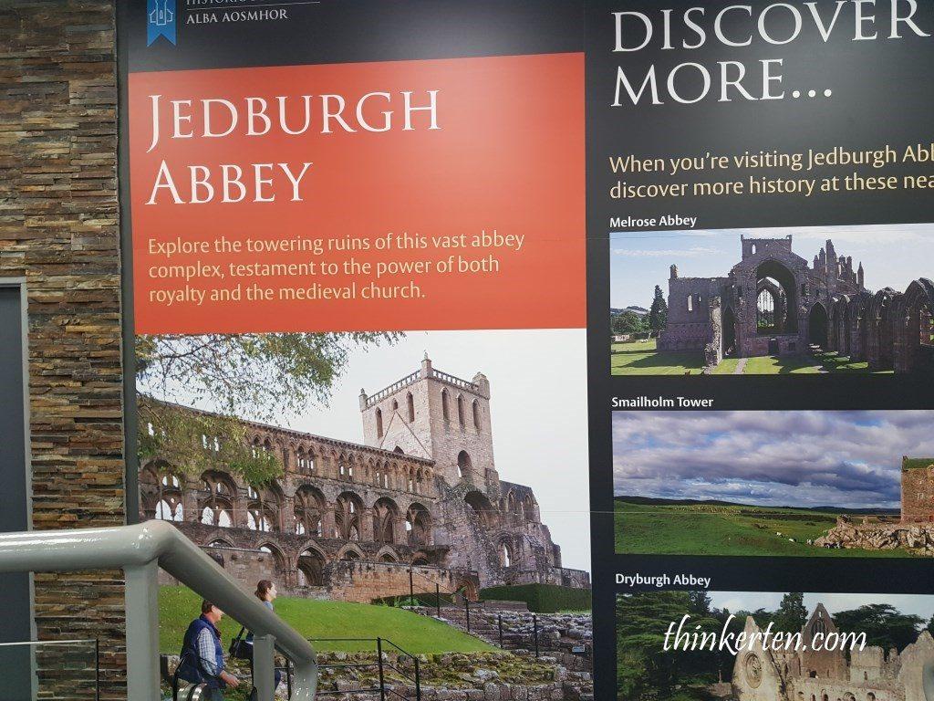 Jedburgh Visitor Center