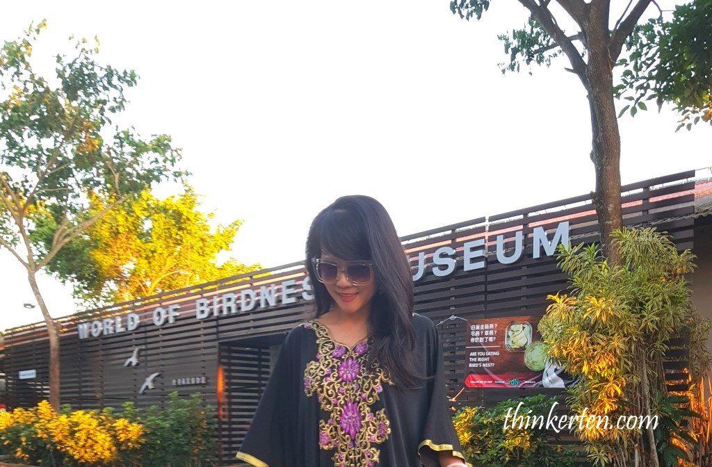 World of Birdnest Museum in d'Kranji Farm Resort