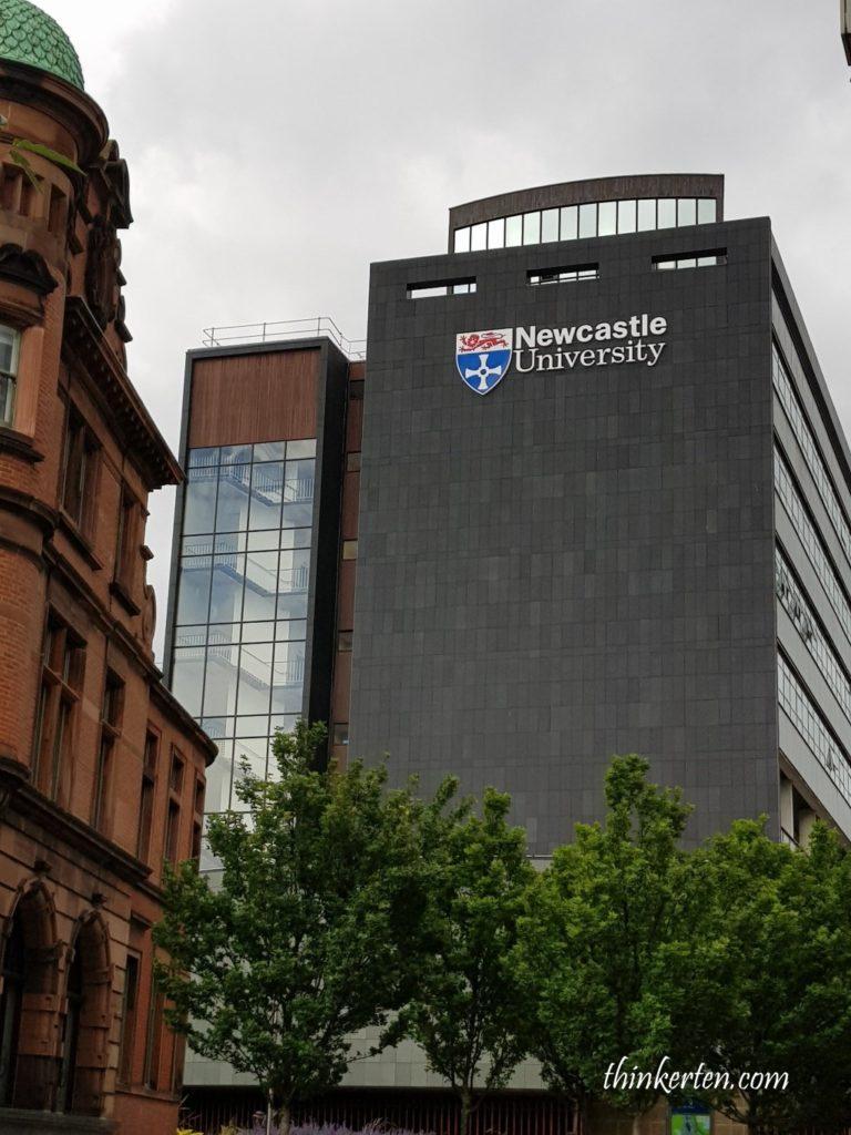 Newcastle University UK