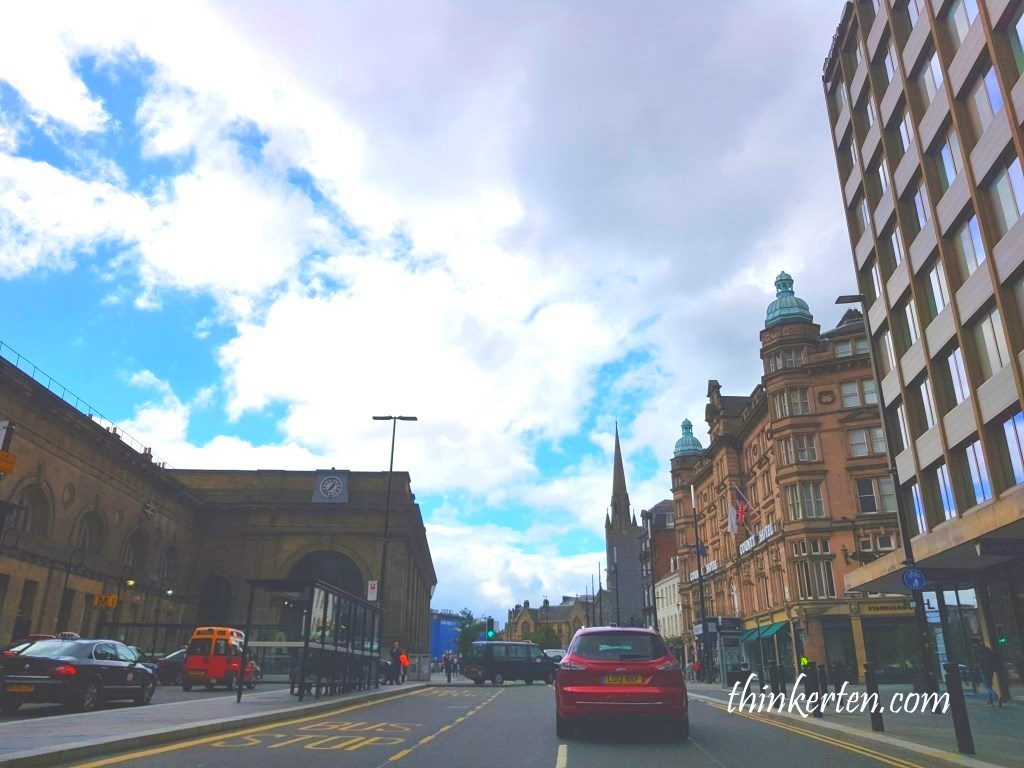 Newcastle Upon Tyne England
