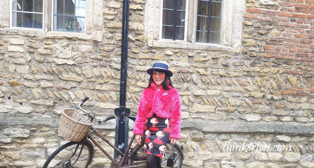 Cycling in Cambridge UK
