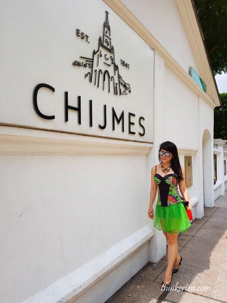 CHIJMES Singapore