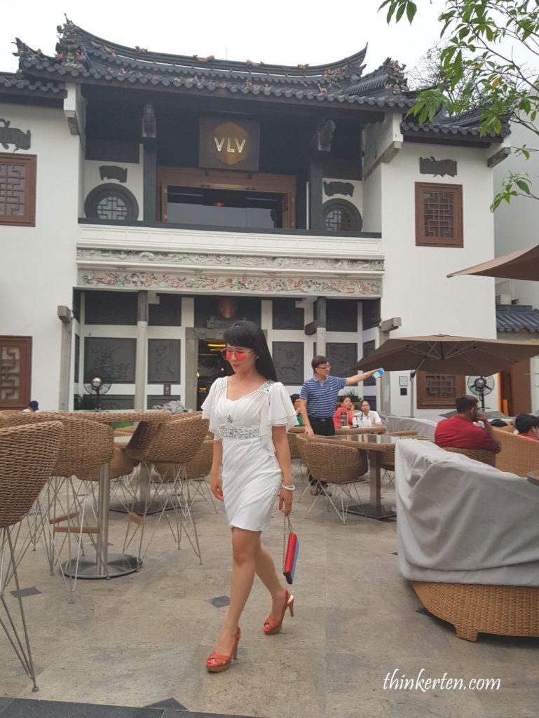 VLV Restaurant Clarke Quay Singapore