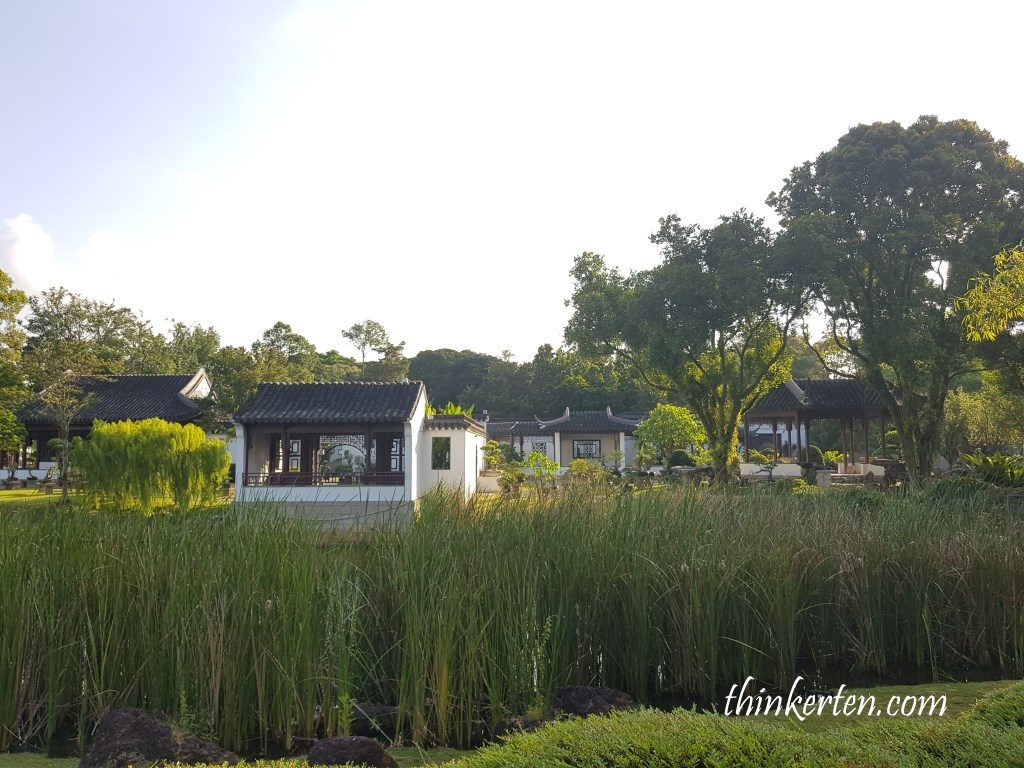 Bonsai Garden in Singapore Chinese Garden
