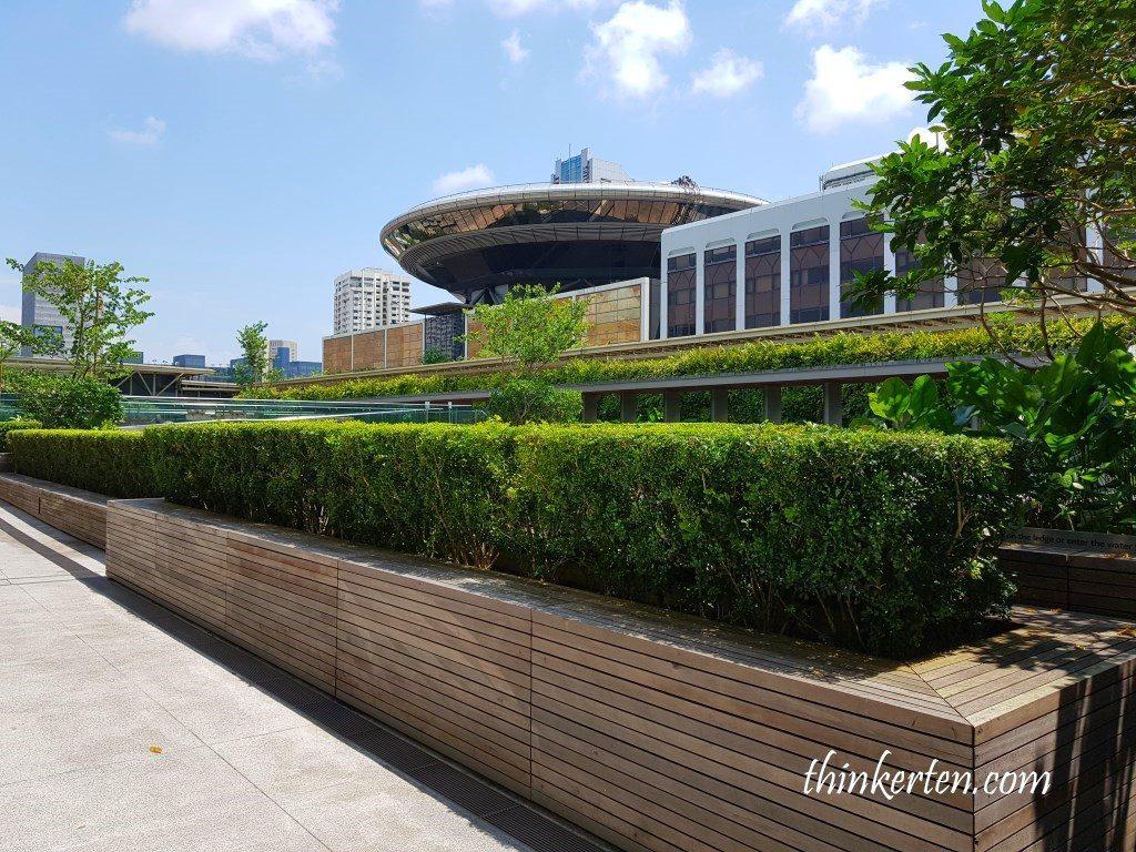 Ng Teng Fong Roof Garden Gallery
