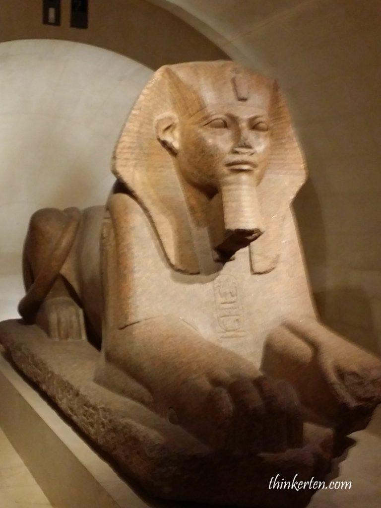 Great Sphinx of Tanis