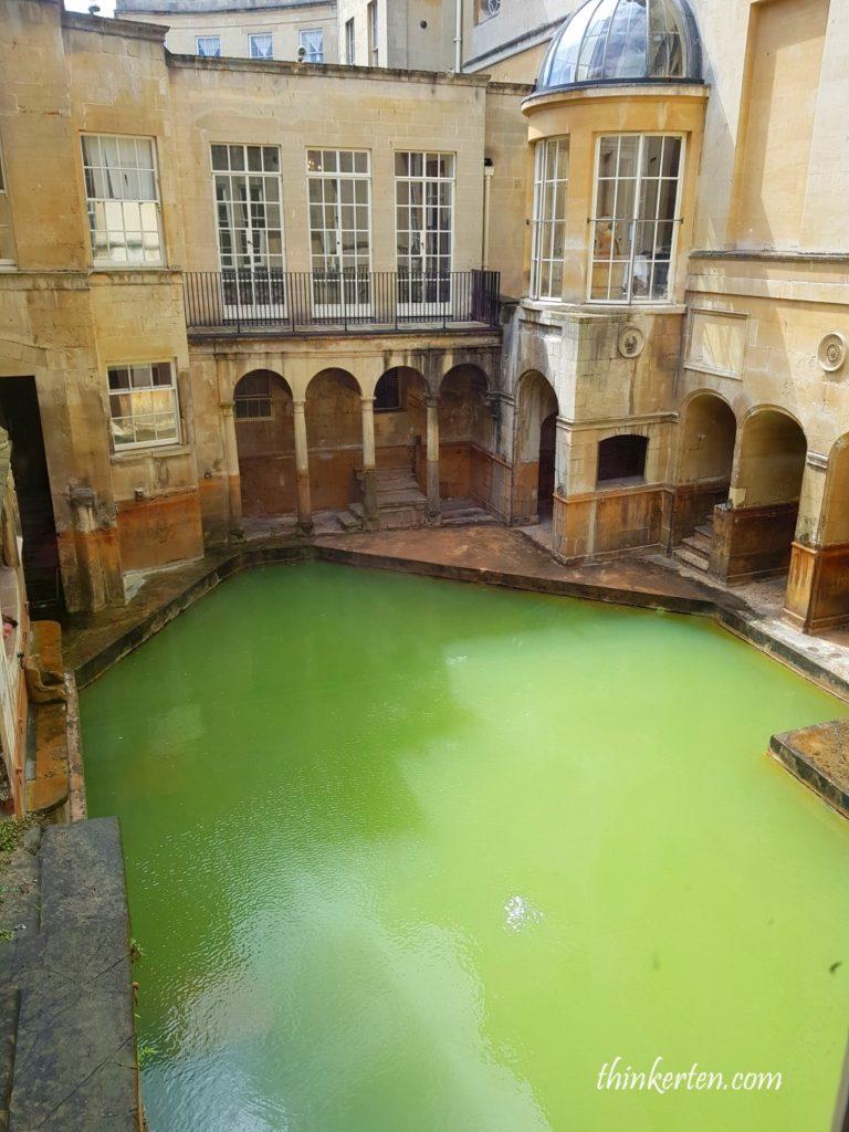 Bath Museum UK