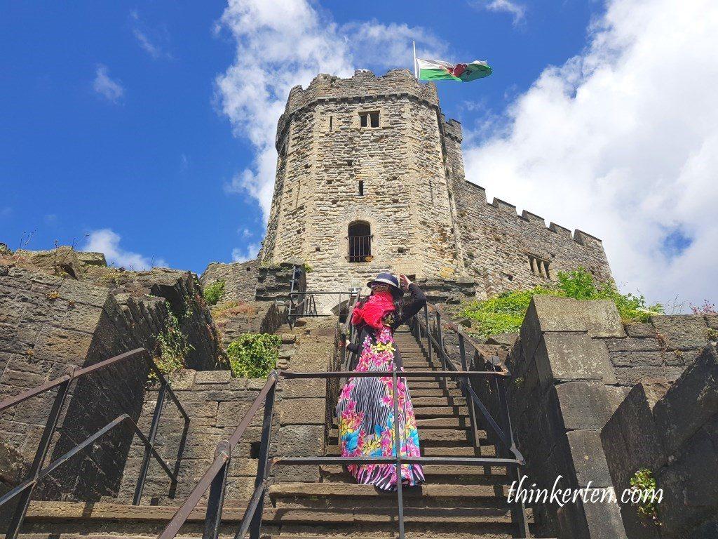 Cardiff Castle UK