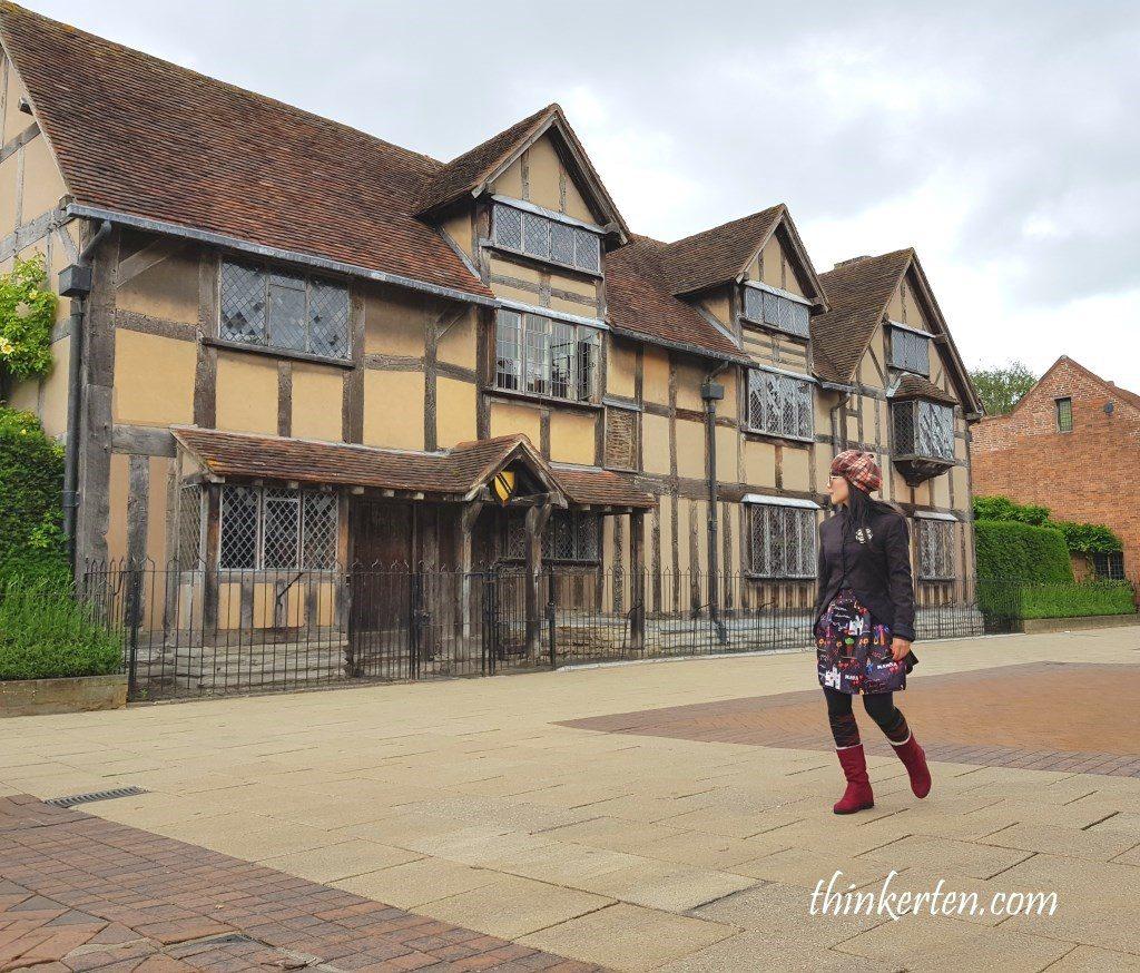 Shakespeare's Stratford- Hometown ofShakespeare