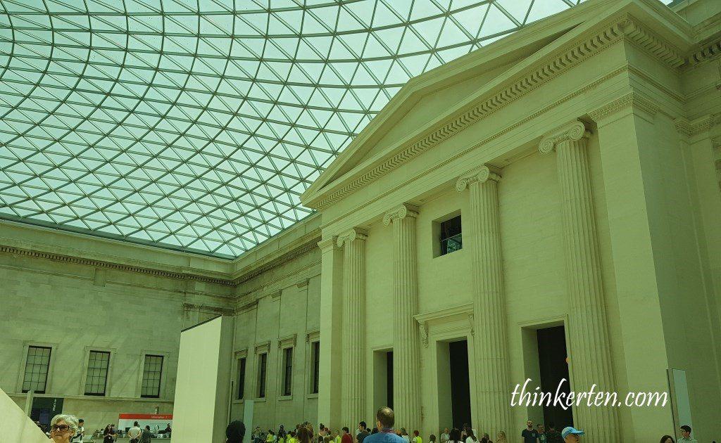 British Museum Free Admission