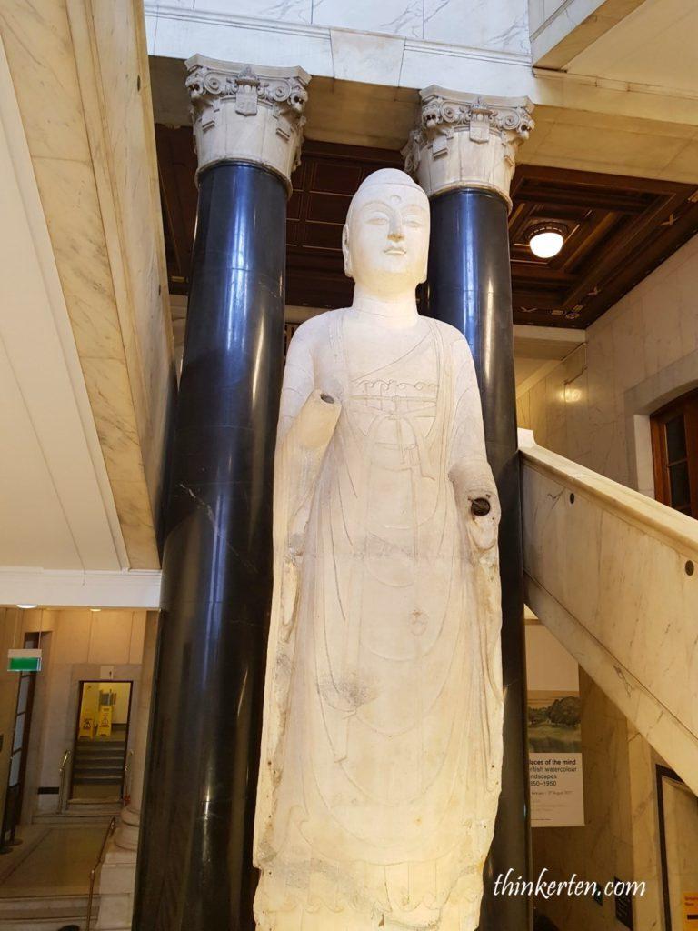 Amitabha Buddha (China – 585 AD)