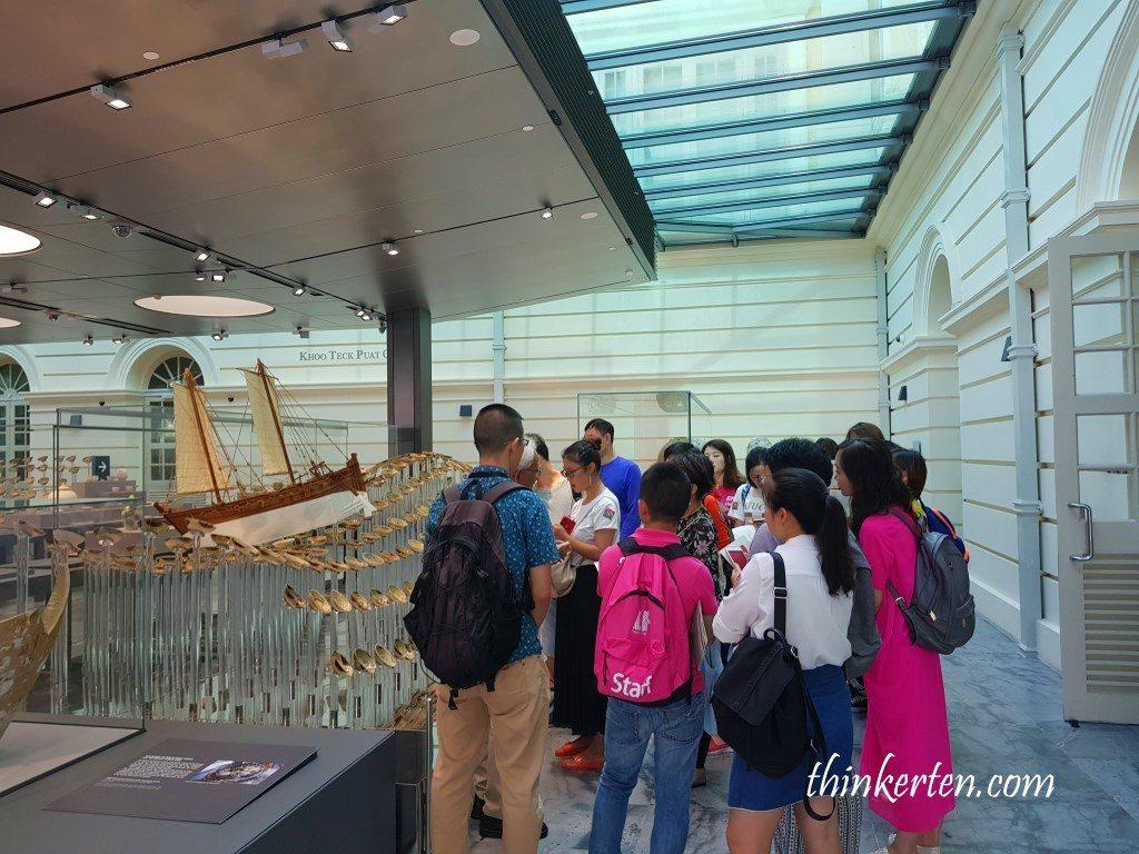 Singapore Asian Civilization Museum - Khoo Teck Puat Gallery