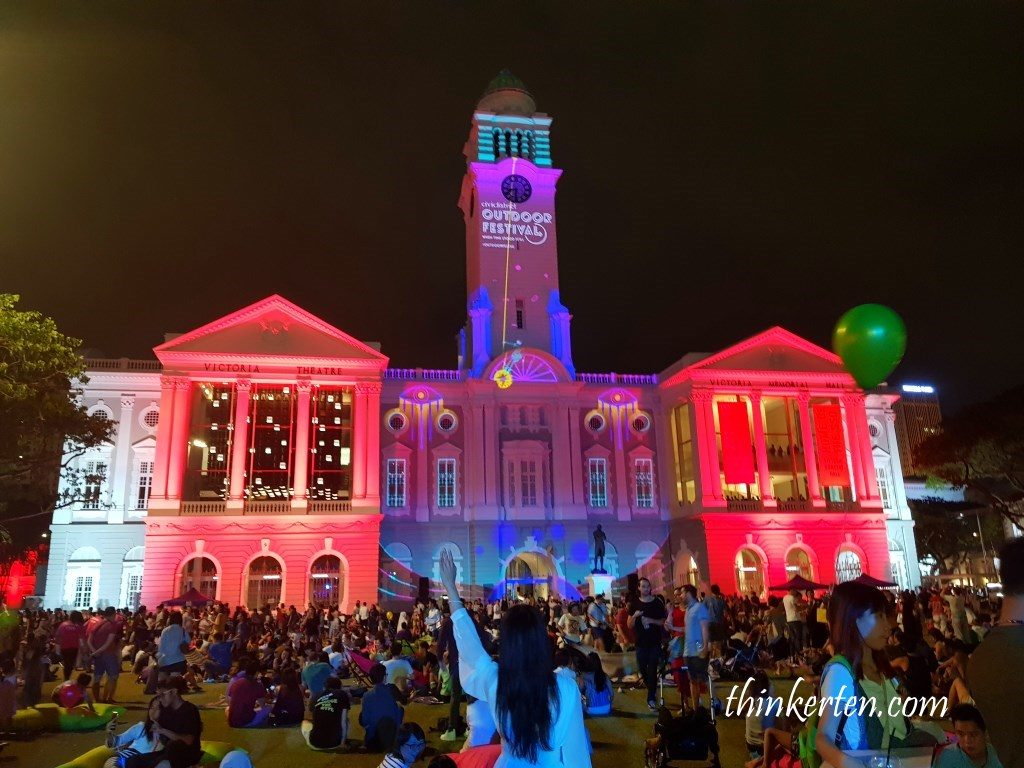 Civic District Outdoor Festival