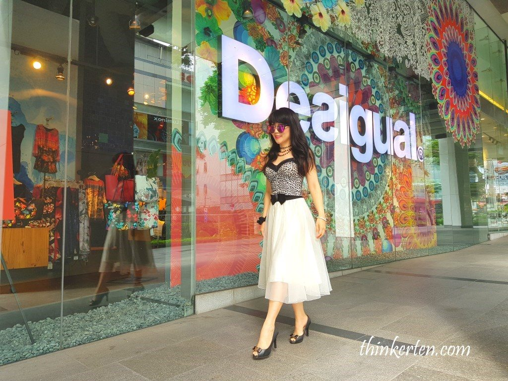 Desigual Orchard Road Singapore