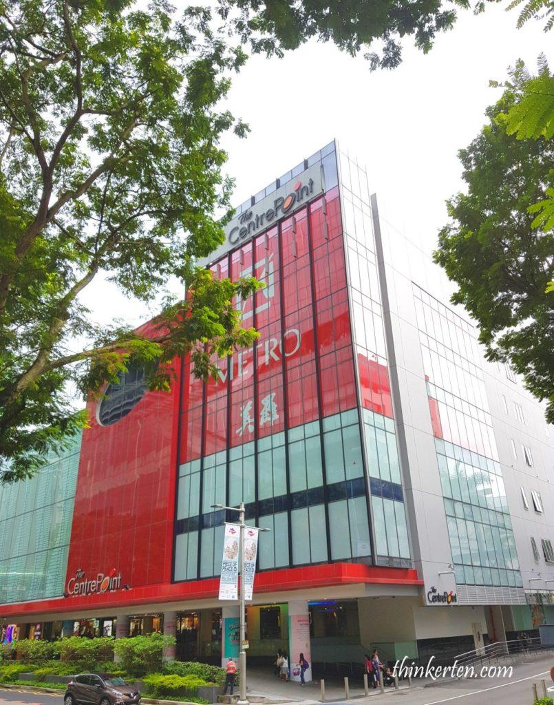 Metrol Orchard Road Singapore
