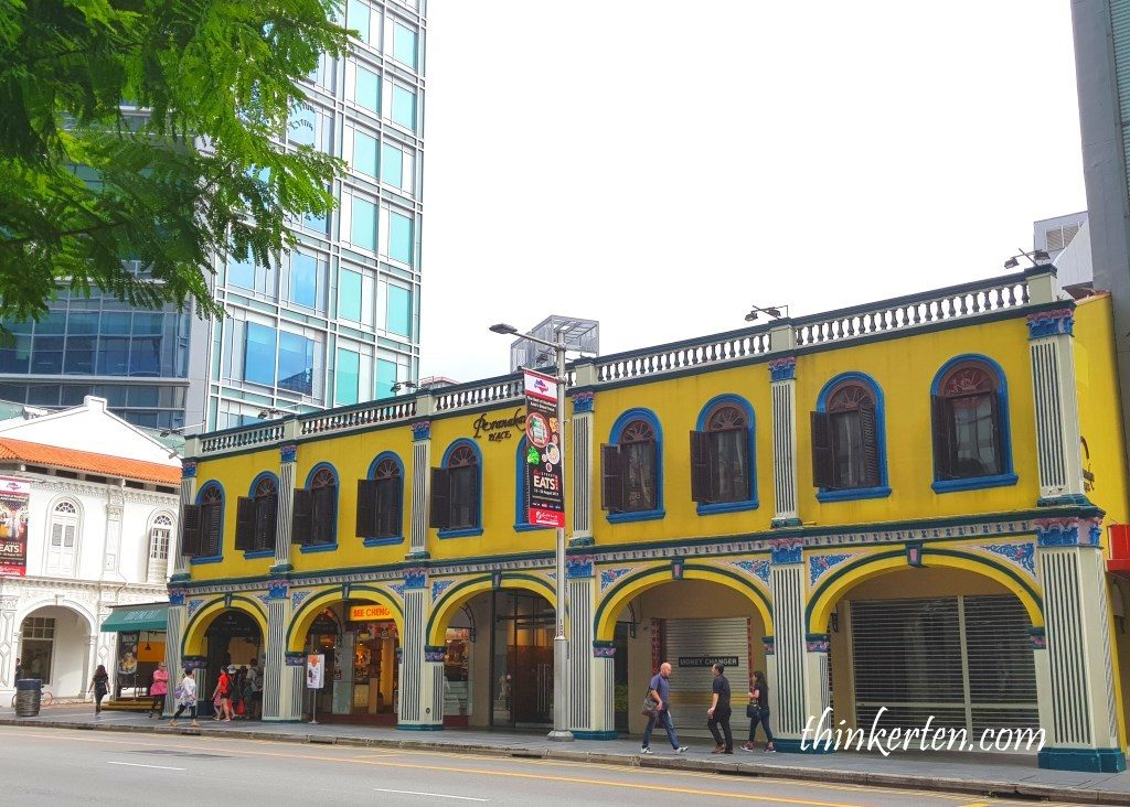 Peranakan Place Orchard Road Singapore