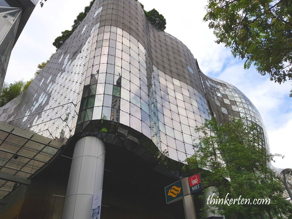 Ion Mall Orchard Road Singapore