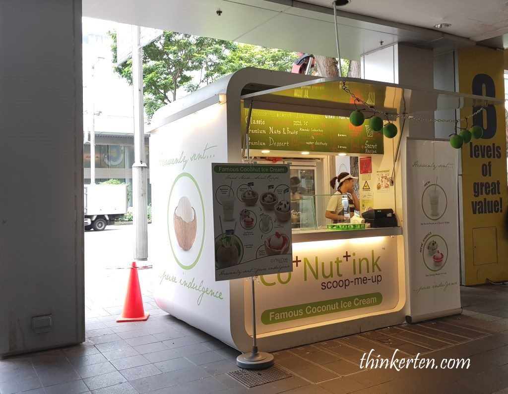 Co+Nu+ink Orchard Road Singapore