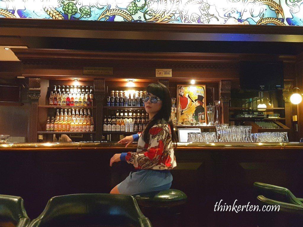 Tavern at Tiger Beer Factory Tour