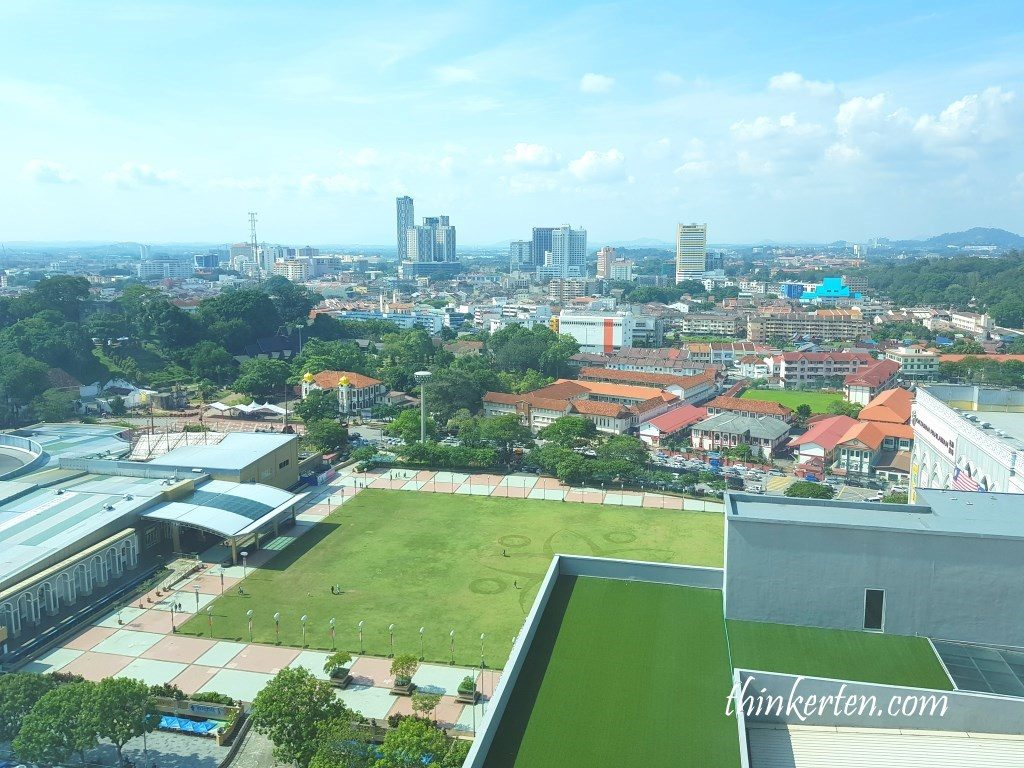View from Hatten Hotel