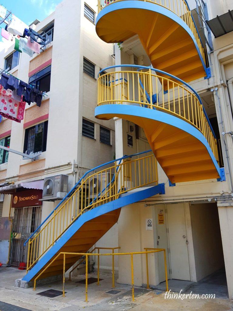 Toa Payoh Viral Staircase