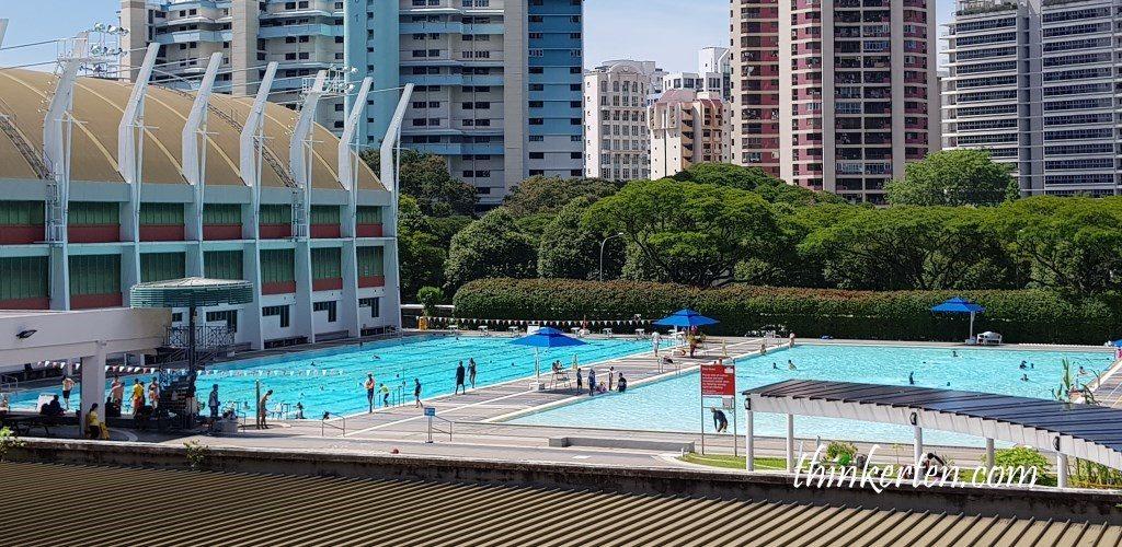 Toa Payoh Stadium & Swimming Pool