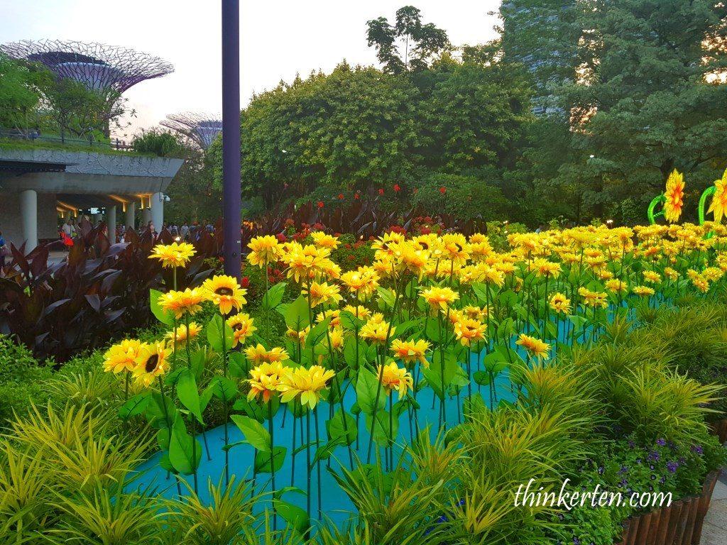 Mid Autumn @ Garden By The Bay - Harvest Abundance