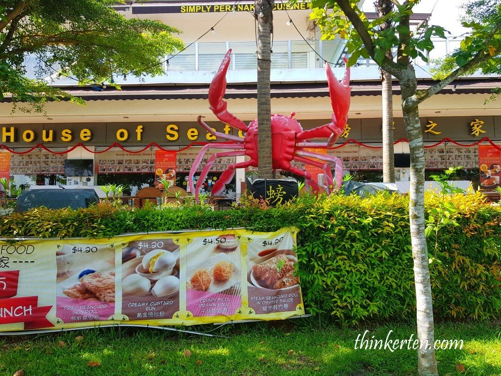 House of Seafood at Punggol Settlement
