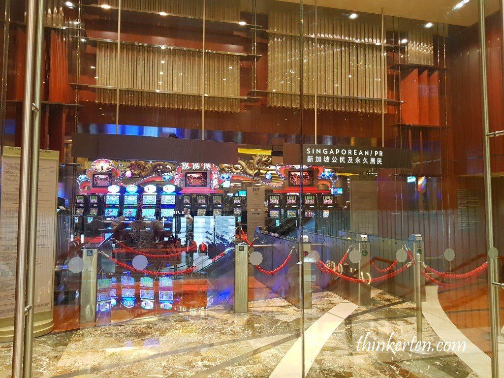 Casino at Marina Bay Sands