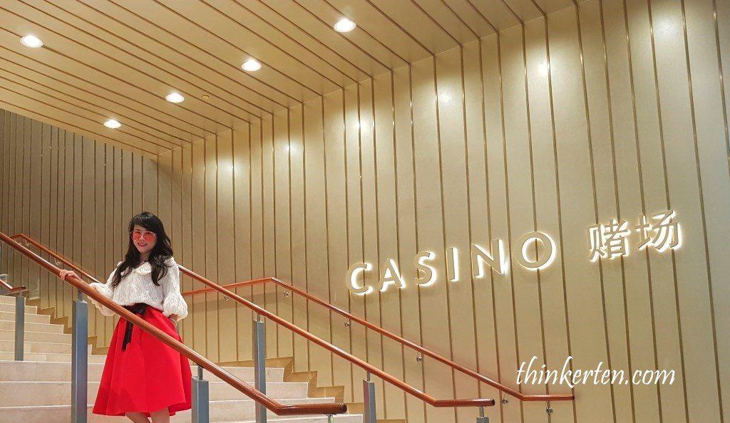 Casino at Marina Bay Sands Shoppes