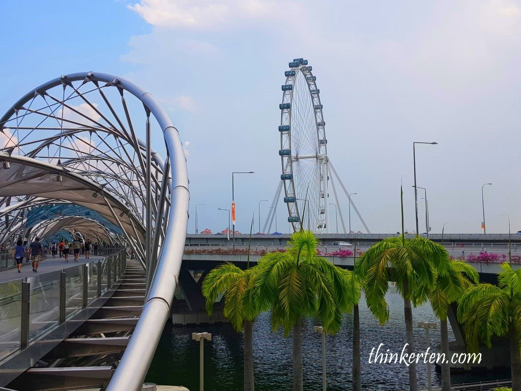 Helix Bridge Singapore