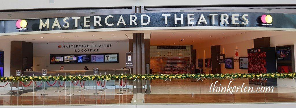 Theatres at Marina Bay Sands Shoppes
