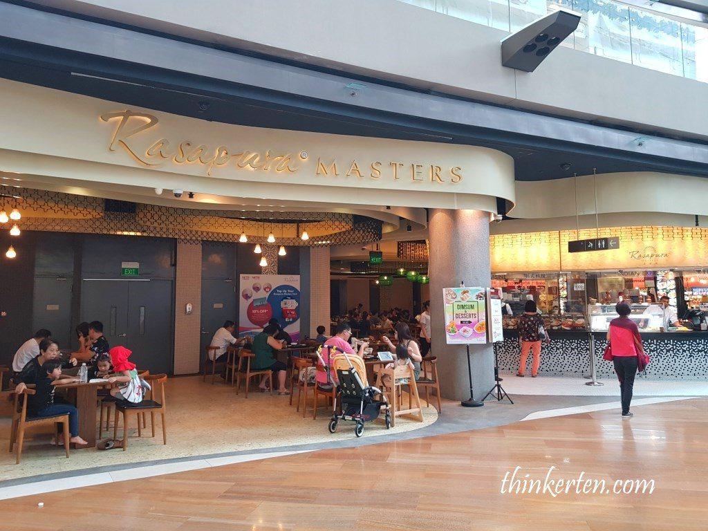 Rasapura Marina Bay Sands Shoppes